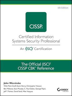 Téléchargez le livre :  The Official (ISC)2 Guide to the CISSP CBK Reference