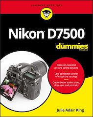 Download the eBook: Nikon D7500 For Dummies