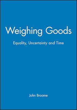 Weighing Goods
