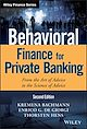 Download this eBook Behavioral Finance for Private Banking