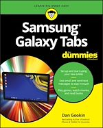 Download this eBook Samsung Galaxy Tabs For Dummies