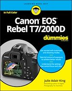 Download this eBook Canon EOS Rebel T7/2000D For Dummies