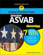 Download this eBook 2018/2019 ASVAB For Dummies with Online Practice