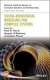 Download this eBook Social-Behavioral Modeling for Complex Systems
