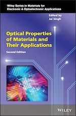 Téléchargez le livre :  Optical Properties of Materials and Their Applications