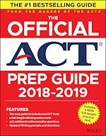 Download this eBook The Official ACT Prep Guide, 2018-19 Edition (Book + Bonus Online Content)