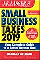 Download this eBook J.K. Lasser's Small Business Taxes 2019