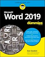 Download this eBook Word 2019 For Dummies