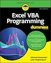 Télécharger le livre :  Excel VBA Programming For Dummies