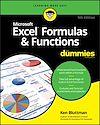 Télécharger le livre :  Excel Formulas & Functions For Dummies