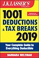 Download this eBook J.K. Lasser's 1001 Deductions and Tax Breaks 2019