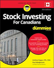 Download the eBook: Stock Investing For Canadians For Dummies