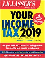 Download this eBook J.K. Lasser's Your Income Tax 2019