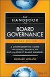 Télécharger le livre :  The Handbook of Board Governance