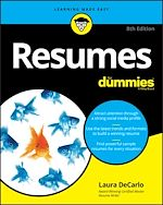 Download this eBook Resumes For Dummies