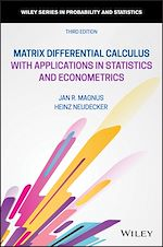 Download this eBook Matrix Differential Calculus with Applications in Statistics and Econometrics