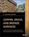 Télécharger le livre :  Copper, Brass, and Bronze Surfaces