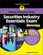 Download this eBook Securities Industry Essentials Exam For Dummies with Online Practice