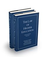 Download this eBook The Law of Higher Education, 2 Volume Set