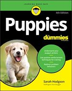 Download this eBook Puppies For Dummies