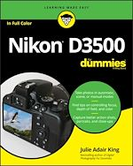 Download this eBook Nikon D3500 For Dummies