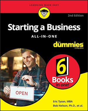 Téléchargez le livre :  Starting a Business All-in-One For Dummies