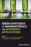 Télécharger le livre :  Green Synthesis of Nanomaterials for Bioenergy Applications