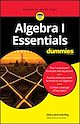 Download this eBook Algebra I Essentials For Dummies