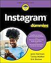 Télécharger le livre :  Instagram For Dummies