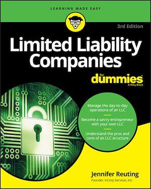 Téléchargez le livre :  Limited Liability Companies For Dummies