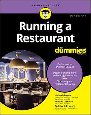 Téléchargez le livre :  Running a Restaurant For Dummies