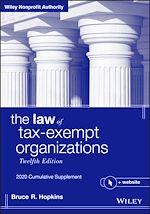Téléchargez le livre :  The Law of Tax-Exempt Organizations