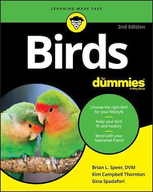 Téléchargez le livre :  Birds For Dummies
