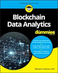 Téléchargez le livre :  Blockchain Data Analytics For Dummies