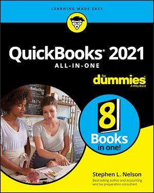Téléchargez le livre :  QuickBooks 2021 All-in-One For Dummies