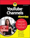 Télécharger le livre :  YouTube Channels For Dummies