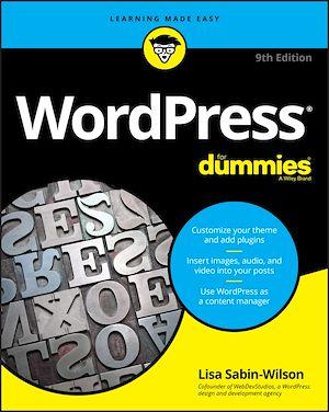 Téléchargez le livre :  WordPress For Dummies