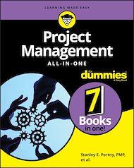 Téléchargez le livre :  Project Management All-in-One For Dummies