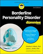 Download this eBook Borderline Personality Disorder For Dummies