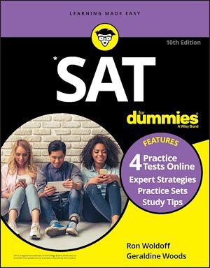 Téléchargez le livre :  SAT For Dummies
