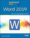 Télécharger le livre :  Teach Yourself VISUALLY Word 2019