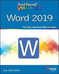 Téléchargez le livre :  Teach Yourself VISUALLY Word 2019