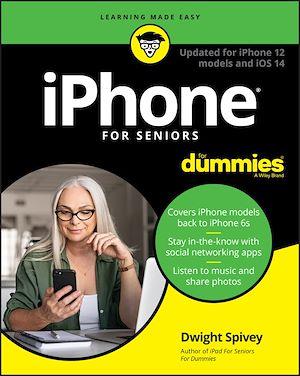 Téléchargez le livre :  iPhone For Seniors For Dummies
