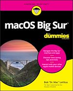 Download this eBook macOS Big Sur For Dummies