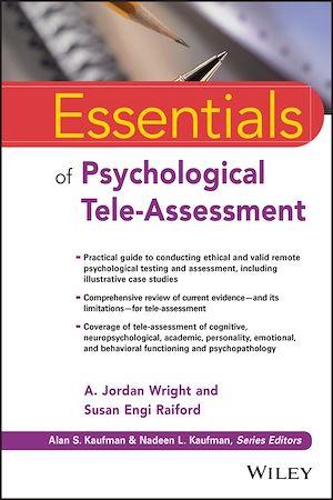 Téléchargez le livre :  Essentials of Psychological Tele-Assessment