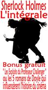 Télécharger le livre :  Sherlock Holmes, L'intégrale + Bonus : Les exploits du Professeur Challenger (illustré)