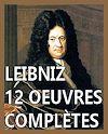 Télécharger le livre :  Gottfried Wilhelm Leibniz - 12 œuvres complètes