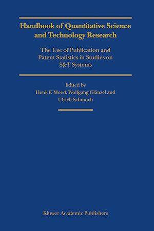 Téléchargez le livre :  Handbook of Quantitative Science and Technology Research
