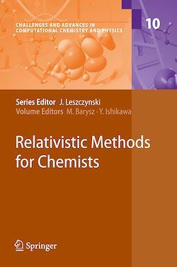 Relativistic Methods for Chemists