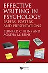 Télécharger le livre :  Effective Writing in Psychology
